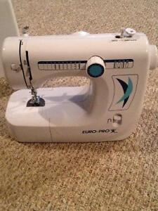 Euro pro sewing machines local deals on hobbies craft for Euro pro craft n sew