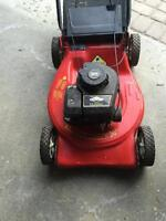 Champion Lawnmower - Not in working condition