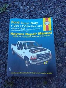 Ford Truck Repair Manual
