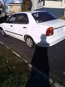 1997 Suzuki Baleno Sedan Glenorchy Glenorchy Area Preview