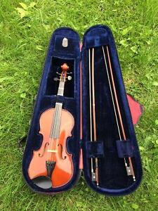 1/2 Size Stentor Student II VIOLIN