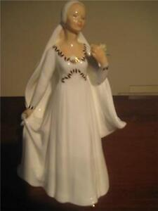 "ROYAL DOULTON FIGURINE "" THE BRIDE hn 2873 """