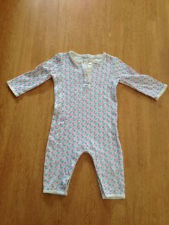 Country road jumpsuit excellent condition 6-12 months