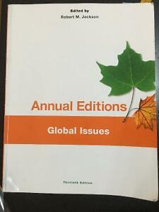 Global Issues (SOC135)