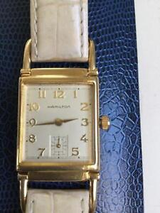 Hamilton Registered Edition 6174A Sub Second man&women watch