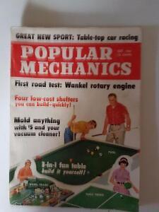 Popular mechanics December 1961