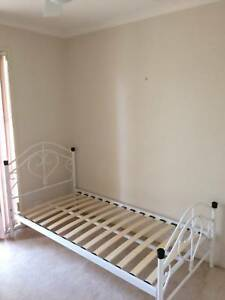Single Bed Frame with Mattress Queanbeyan Queanbeyan Area Preview