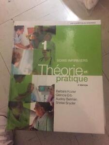 Soins infirmiers, théorie et pratique
