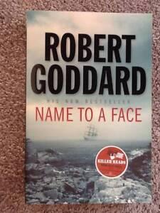 Robert Goddard  - Name to a Face