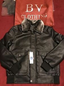 Bottega Veneta Authentic Leather Jackets