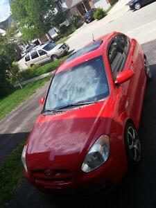 2007 Hyundai Accent SR Hatchback