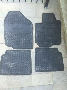 Winter mats for Toyota RAV4 2009 and up