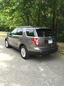 2014 Ford Explorer XLT SUV, Crossover