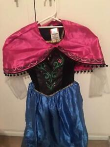 Disney's Frozen Anna dress - size 6-8 Manly Manly Area Preview