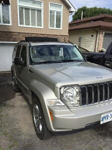 2009 Jeep Liberty Limited SUV, Crossover