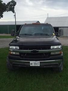2002 Chevrolet C/K Pickup 2500 Kawartha Lakes Peterborough Area image 1