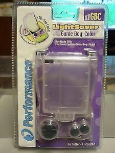 LightSaver Flip-Top Light for Game Boy Color