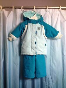 Two piece snow suit - 18 month