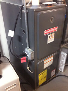 Furnaces-Air conditioners-Lowest prices in Windsor-Rent or Buy Windsor Region Ontario image 1