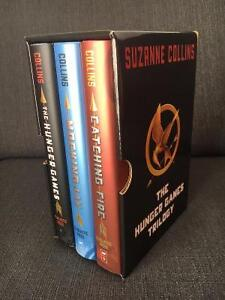 The Hunger Games Trilogy box set for Sale!