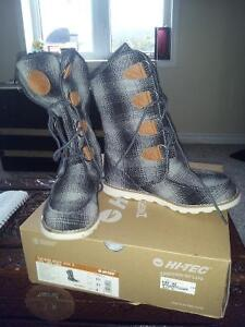 New in Box Hi-Tec Brand Thomas Blanket Boot - with Thinsulate Peterborough Peterborough Area image 1