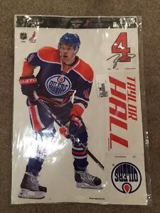 Taylor Hall Wall Decals / Stickers
