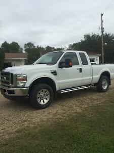 2008 Ford F-250 Pickup Truck Super Duty