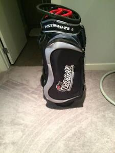 New England Patriots Cart Golf Bag