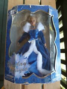 Holiday Magic Barbie - new in box (box damaged)