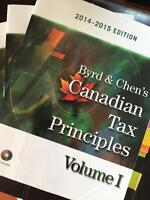 NSCC Tax Textbooks & Student CD.