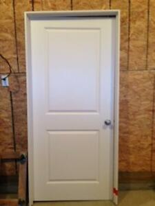 "36""  painted door and frame"