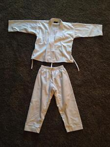 Uniform for Martial Arts/Tae Kwon Do