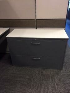 Filing Cabinet - comes with locking keys