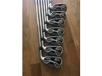 Nike sq matchspeed golf irons 4-pw