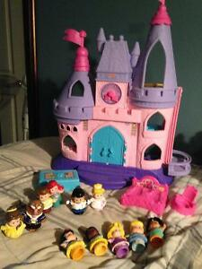 Disney Princess Little People