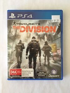 TOM CLANCY'S THE DIVISION Chermside Brisbane North East Preview