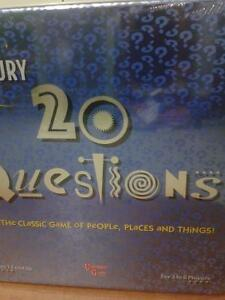 21st Century 20 Questions Board Game! West Island Greater Montréal image 2