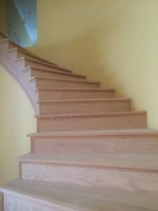 Paint grade stairs... Cheap!