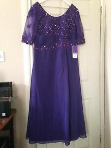 never worn wedding/special occasion dress