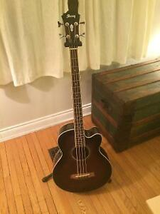 Ibanez Accoustic/Electric Bass
