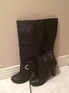 Super Cute Black Boots