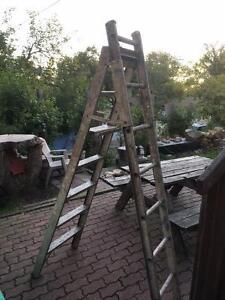 8 foot foldable ladder