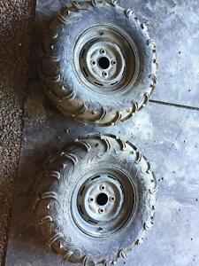 25x10x12 Maxis Zilla Tires