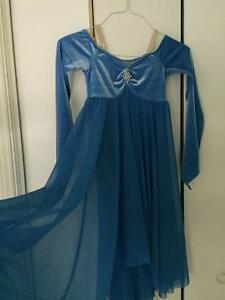 dance costume/dress size 12/14 London Ontario image 1