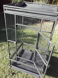 Reptile Enclosure Metal, Castors, Clean Springwood Logan Area Preview