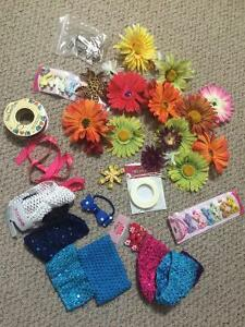 DIY headband accessories
