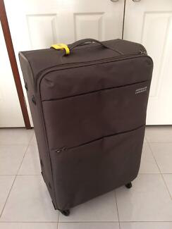 Australian Luggage Co So Lite Suitcase 2.6 Grey