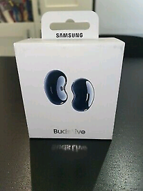 *BRAND NEW SEALED* Samsung Galaxy Buds Live Headphones - Mystic Black