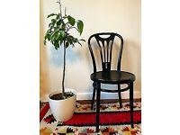 3 Thonet Bentwood Bistro Chairs