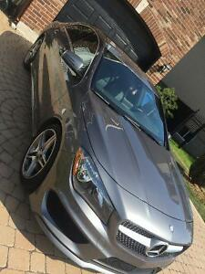 Transfer bail 2015 Mercedes-Benz CLA250